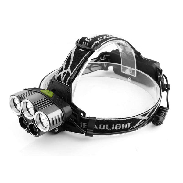 LED Headlamp 18650 Torch Flashlight Rechargeable 6 Light Modes for Outdoor Sports Bike Bycicle Camping Biking Hunting Fishing Shopping Lights & Lighting Online