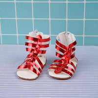 1Pcs 18 Inch Doll Accessories Roman Sandals Dolls Shoes New