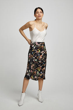 BIAS CUT SKIRT ANAMALIA