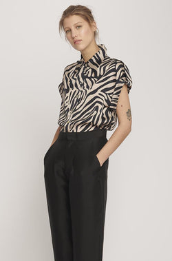DROP SHOULDER SHIRT MATISSE