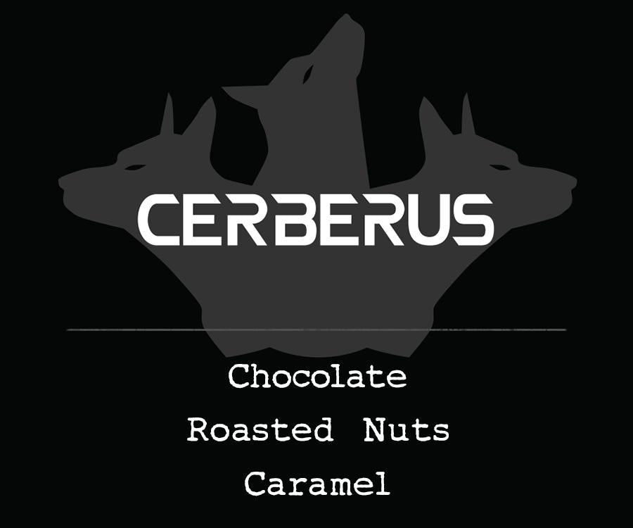 dark roast coffee cerberus