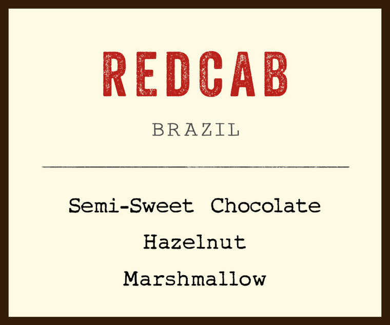 Dark roast brazil coffee barefoot coffee