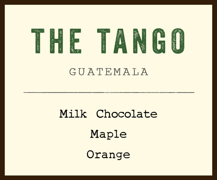 The Tango - Coffee for a Cause