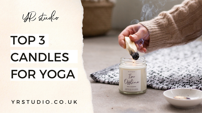 Top 3 Yoga Candles