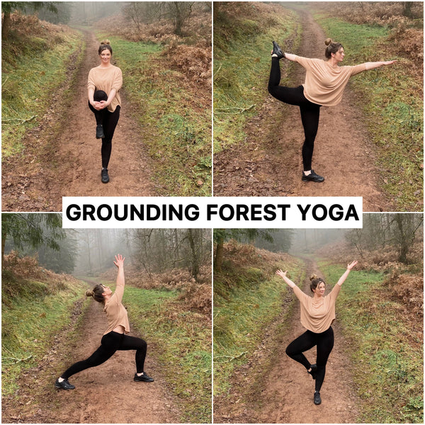 grounding yoga poses