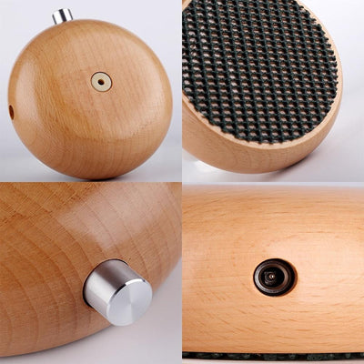 New arrival nebulizer aroma diffuser true wooden waterless aromatherapy diffuser glass  / CE,ROHS,FCC,UL certificate for New wood oil diffuser humidifier pure air purifier cool mist oil nebulizer diffuser