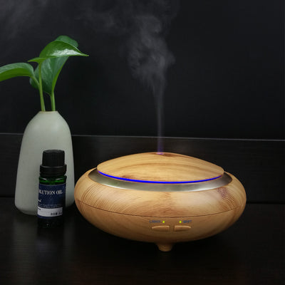 best design 150ml bamboo oil diffuser humidifier ,150 ML Home Aromatherapy Humidifiers Aromatic Essential Oil Diffuser