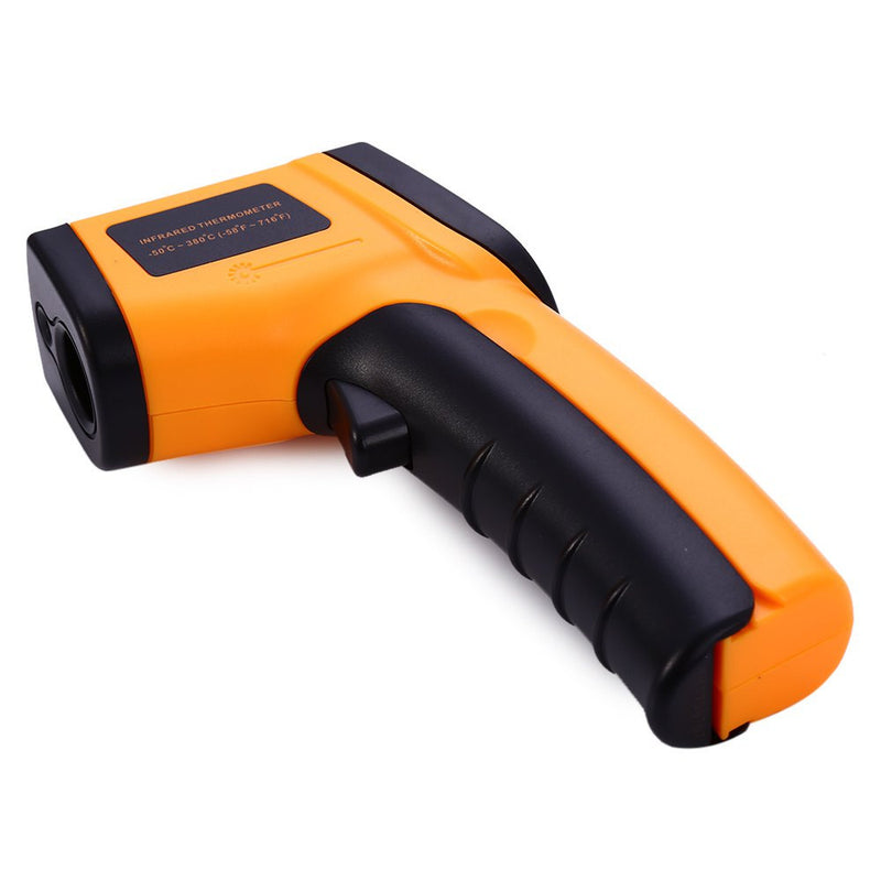 1 Pcs LCD Digital Display GM320 Non-contact Infrared Thermometer IR Laser Temperature Tester Gun -50 to 380 C