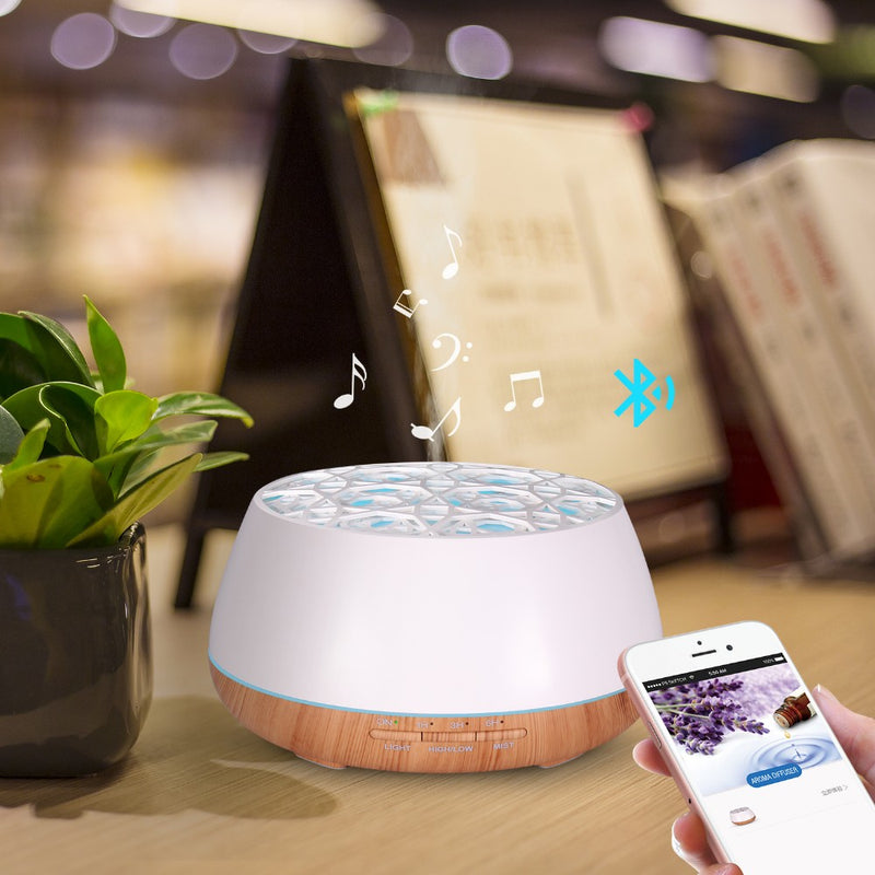 400ml aromatherapy air ultrasonic essential oil humidifier aroma diffuser,400ML water capacity which can last about 10 hours