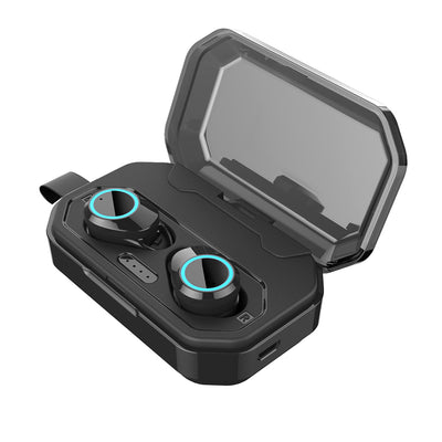 High Quality Touch Control Wireless 5.0 Truly Wireless Waterproof Earbuds With Charging Case Earphones For Apple iPhone Android Hot sale products