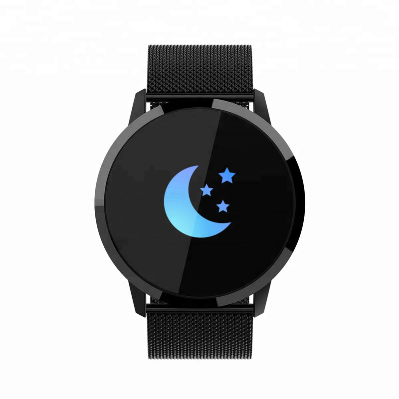 New Smart Watch band for men and women OLED Waterproof Support Heart Rate Monitor SmartWatch For IOS Android phone