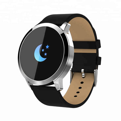 smart watch OLED Color Screen Heart Rate Monitor smart bracelet Blood Pressure Oxygen IP67 men Fashion Fitness Tracker