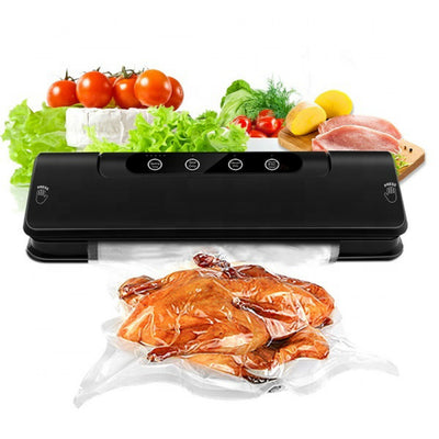 Mini Kitchen Appliances Electric Food Saver Vacuum Packing Sealer