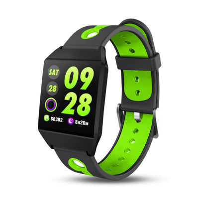 Smart Watch Android Heart rate Blood oxygen Blood pressure monitor IP68 Waterproof smartwatch