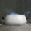 Essential Oil Diffuser Smart control 7 Color Changing LED Light Aromatherapy Essential Oil Diffuser 500ml ultrasonic air humidifier