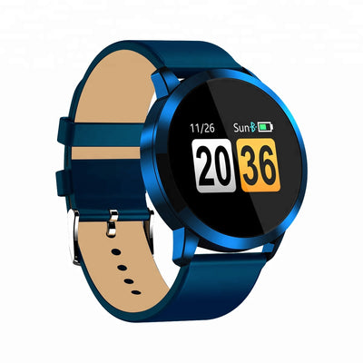 Smart watch OLED Color Men's Watch Heart rate detectionBlood oxygen detection Blood pressure detection Fitness Tracker