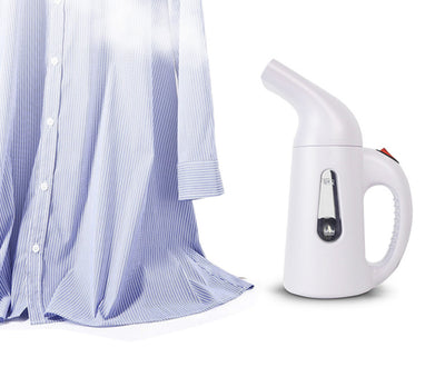 Clothes Steamer,White,180ML 7-1 Portable Handheld Travel Garment Steamer for Home and Travel,Remove Wrinkles/Steam/Soften/Clean/Sanitize/Sterilize Powerful Fabric Steamer Iron,Fast Heat-up