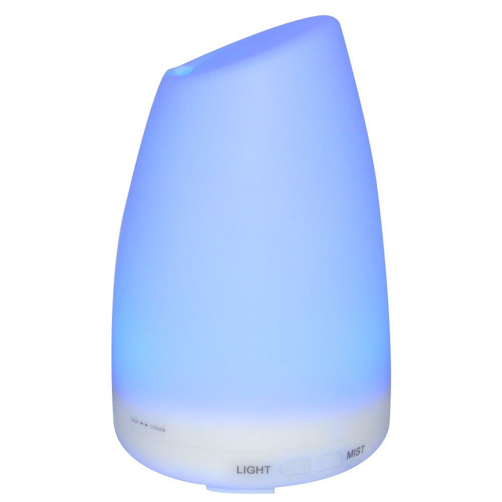 Aroma Humidifier Remote Control Essential Oil Diffuser Aromatherapy Spa Purifier