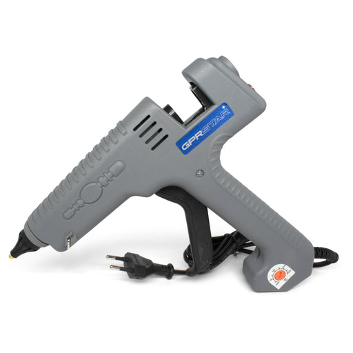 GPR Star 300 Watt European Plug Adjustable Temperature Corded Glue Gun (410-6067)