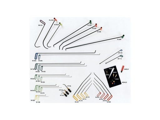 Dentcraft Tech Set (38 Pieces) (TEKST)