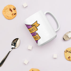 The Armoury Has Arrived(Purple) Mug