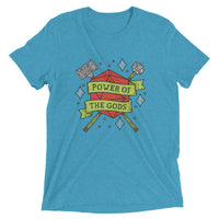 Power Of The Gods Unisex Short sleeve t-shirt