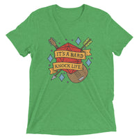 Bard Knock Life UNISEX Short sleeve t-shirt
