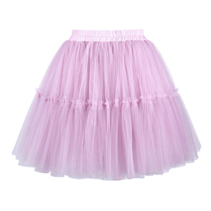 Girls Tutu Skirt Ballet Skirt Knee Length Toddler Girls Skirt