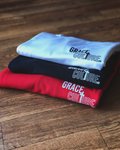 Grace Logo Pocket Tee