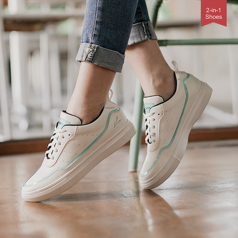 Sneakon 2in1 Ace Mint - Women