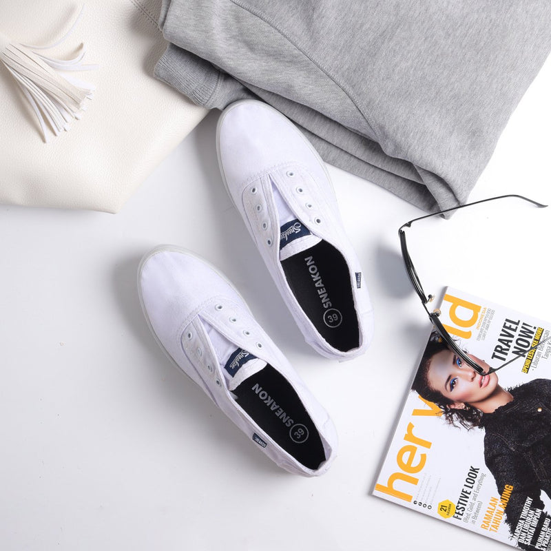 Sneakon 2in1 Classic Dusty White - Women