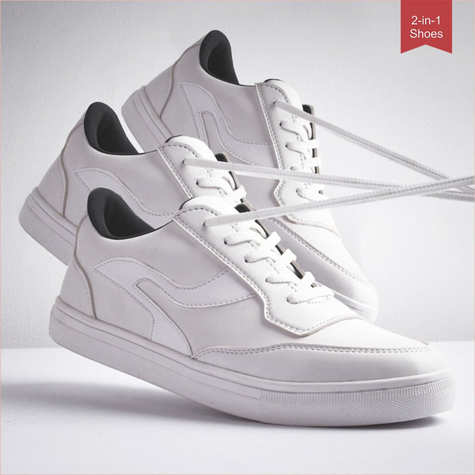 Sneakon Signature White - Men