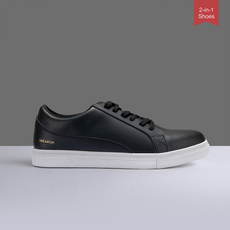 Sneakon 2in1 Ultra Black - Men