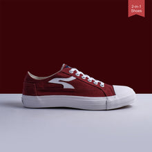 Load image into Gallery viewer, Sneakon Folks Maroon - Unisex