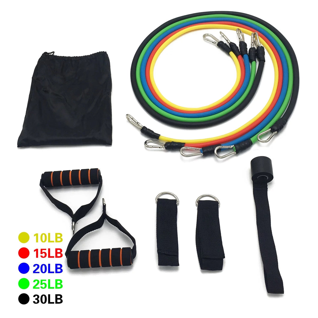 Gym Resistance Bands