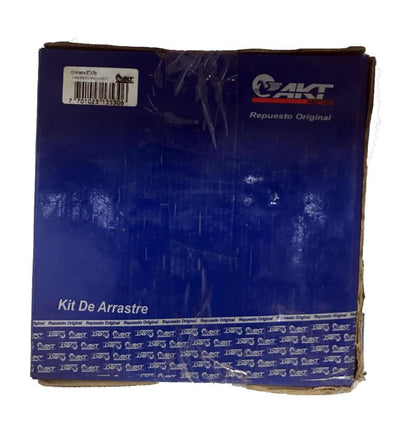 Kit Arrastre 15/42 Akt Rtx150 Original - Genuine parts