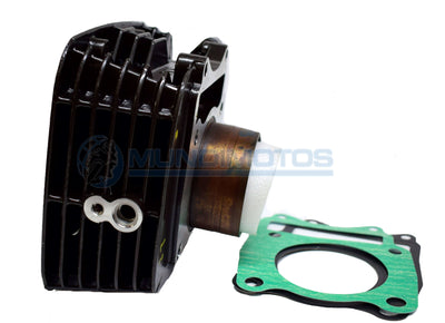 Cilindro Completo Tvs Rtr180 Original - Genuine parts