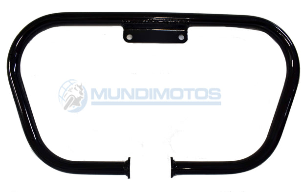 Defensa Bajaj Fr Platino Negra Original - Genuine parts