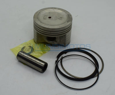 Kit Piston 0.25 Honda Cbz160 Original - Genuine parts - Mundimotos