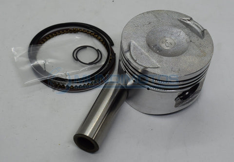 Piston 0.50 Kymco Agility Original - Genuine parts - Mundimotos