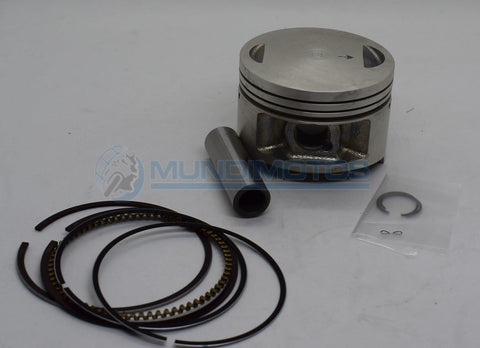Piston 0.50 Yamaha Xt250 Original - Genuine parts