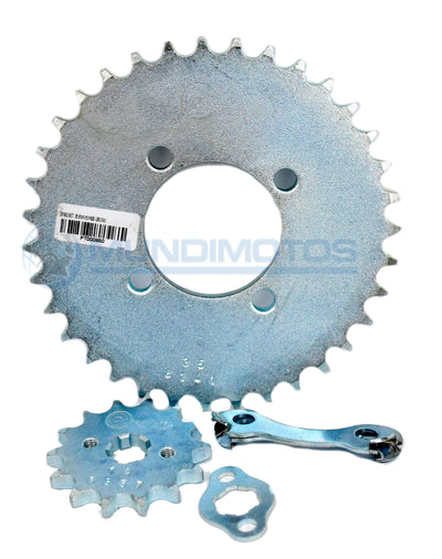 Kit Sprocket Suzuki Best 14/35 Generico Cassarella