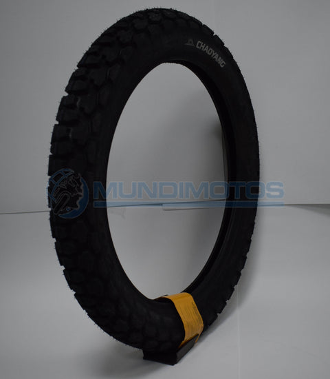Llanta Chaoyang 300-18 H871 Trasera Tt Original - Genuine parts - Mundimotos