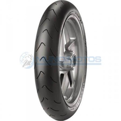 Llanta metzeler 120/70Zr-17 racetec interact K3 delantera original - Genuine parts - Mundimotos