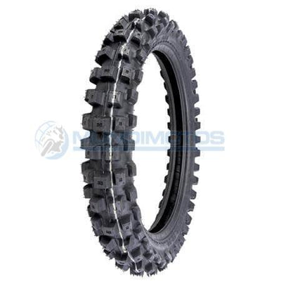 Llanta Irc 17-100/100 Ve33 Tt- Trasera Original - Genuine parts