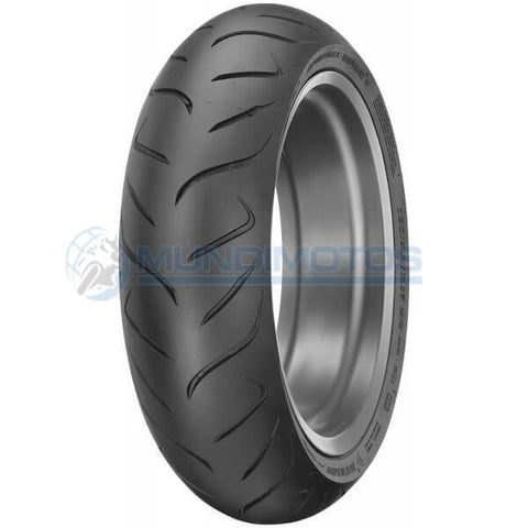 Llanta Dunlop 160/60Zr-17 Sportmax Smart 2 Trasera Tl Original - Genuine parts