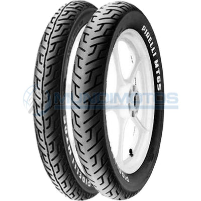 Llanta Pirelli 90/90-18 Mt65 Trasera Tl Original - Genuine parts