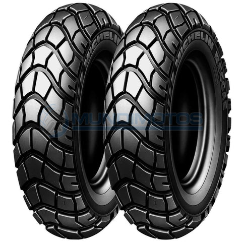 Llanta michelin 120/90-10 57J reggae original - Genuine parts