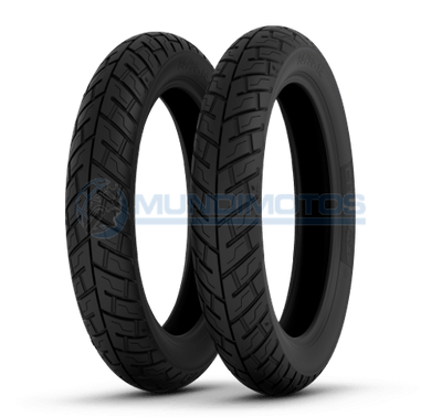 Llanta Michelin 80/100-17 City Pro Frontal Original - Genuine parts