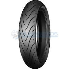 Llanta michelin 110/70R-17 pilot street radial original - Genuine parts - Mundimotos